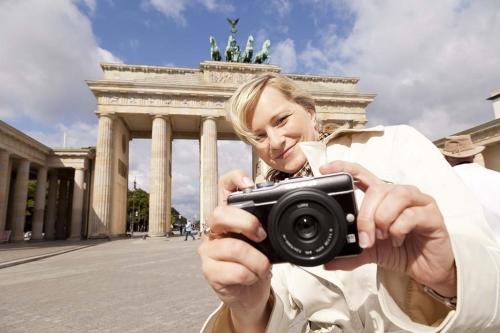 De Brandenburger Tor is onderdeel van de Hop-on Hop Off
