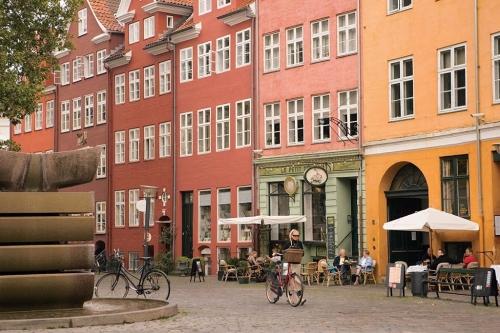 Ontdek kleurrijk Kopenhagen met Celebrity Cruises