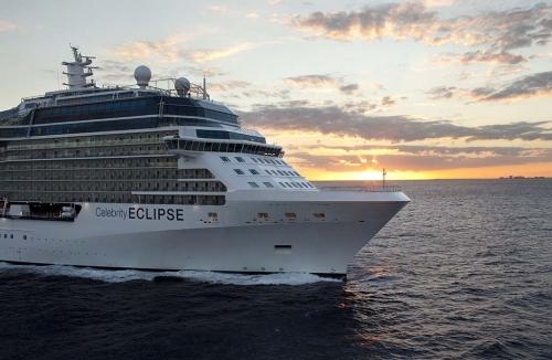 Deze winter komt Celebrity Eclipse wekelijks op Aruba