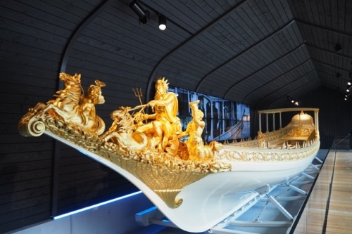 Videoanimatie terug keer van de Koningssloep Scheepvaartmuseum Amsterdam