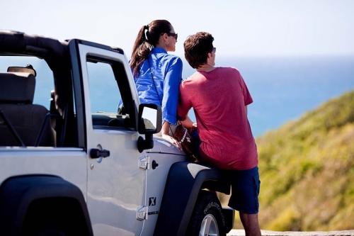 Jeep safari met privé chauffeur is een ontspannen belevenis