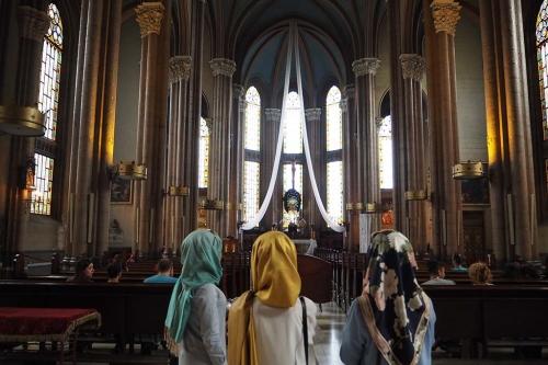St. Antonius van Paduakerk, grootste RK-kerk van Istanbul